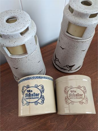Lighthouse Oil Lamps