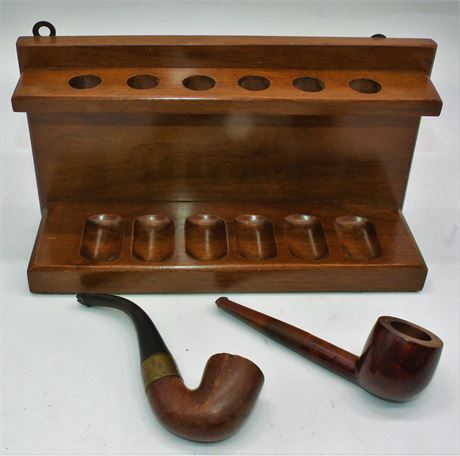 Wood stand Pipes Chesterfield