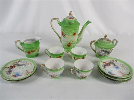 Dragonware Fairyland & Fleetwood China Occupied Japan