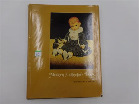 Modern Collector's Doll Book
