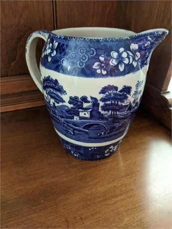 .Spode Pitcher
