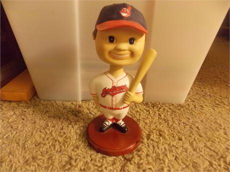 2001 Memory Company bobblehead - Cleveland Indians