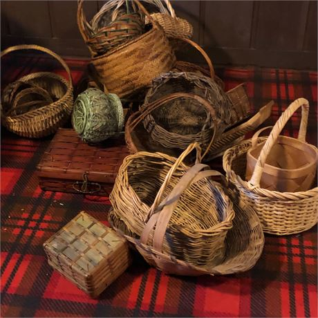 Large Basket Buy Out