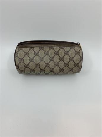 Gucci Rolled Makeup Accessory Bag