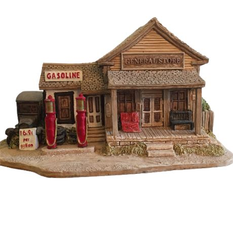 Lilliput Lane Landmarks - 16.9 Cents Per Gallon
