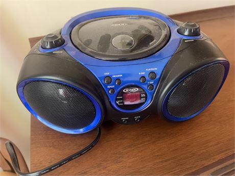 Jensen CD Stereo  Jensen Jet Blue