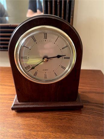 "Bombay Company Quartz Clock - 1991 - 6"""
