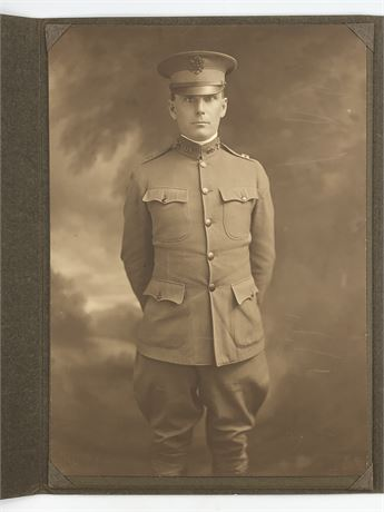 WWI Soldiers Photo