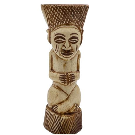 African DR Congo Bone Carving