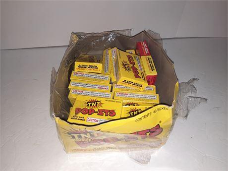 Box Of TNT POP ITS