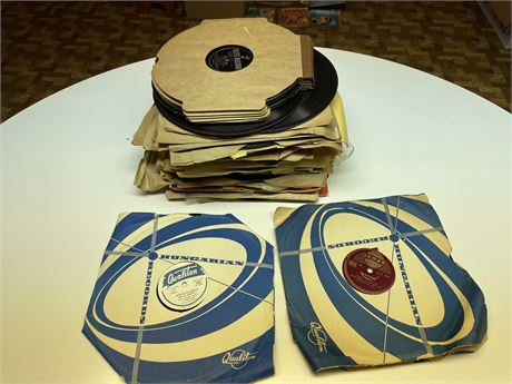 Large Selection of German Music on Vinyl