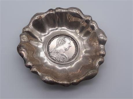 63 Gram High End Designer Sterling Silver