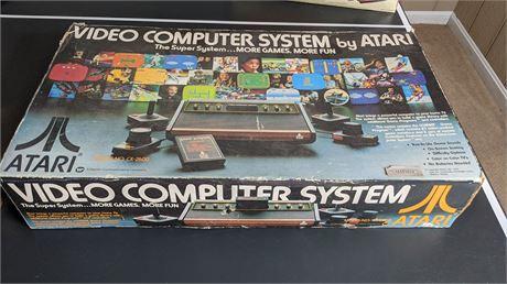Atari 2600 Vintage 1978