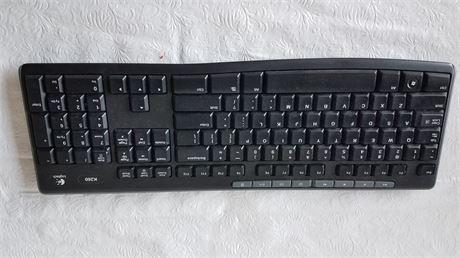 Computer keyboard, Logitech