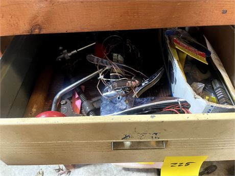 2 Drawer Tool Cleanout