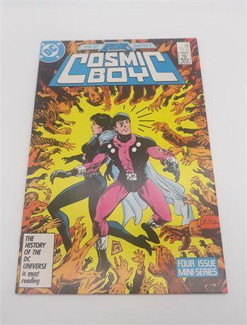 """DC Comics """"Cosmic Boy"""" #2 Comic"""