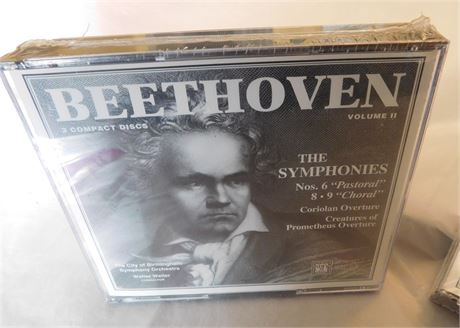 Beethoven CDs