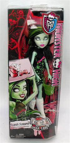 Monster High Doll Sarah Screams