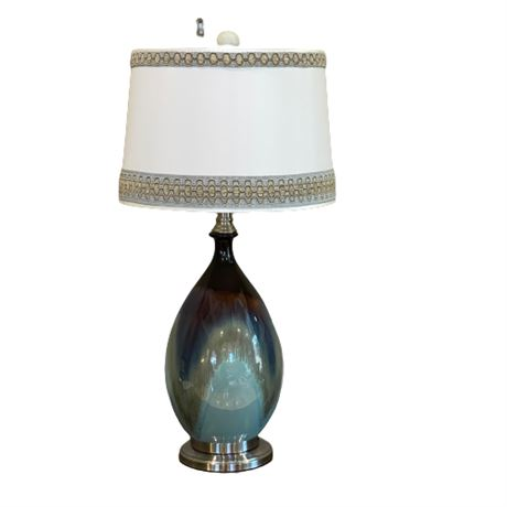 Decorator Contemporary Table Lamp