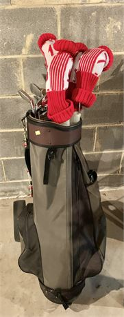 Wilson's Golf Club Set -Patty Berg Model