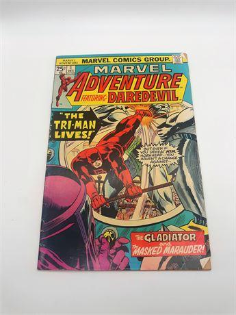 """Marvel Comics """"DAREDEVIL"""" #1 Comic"""