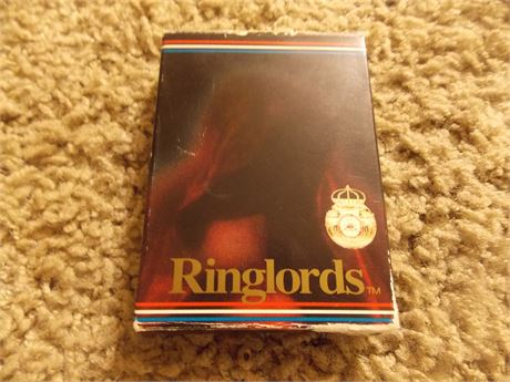1991 AW Ringlords boxing set