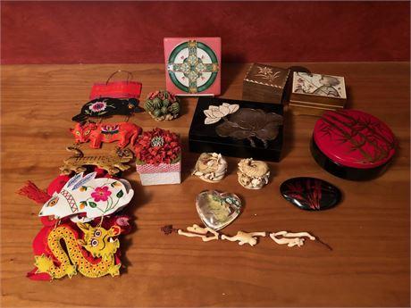 Assorted Decorative Items