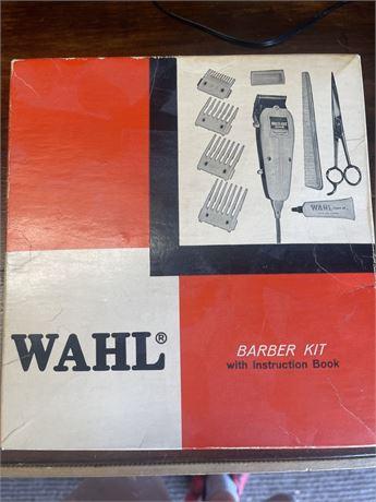 Vintage Wahl Barber Kit #9243