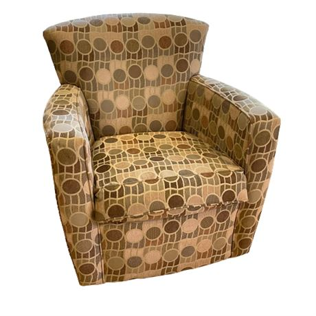 Fairfield Furniture Contemporary Swivel Occasional Chair