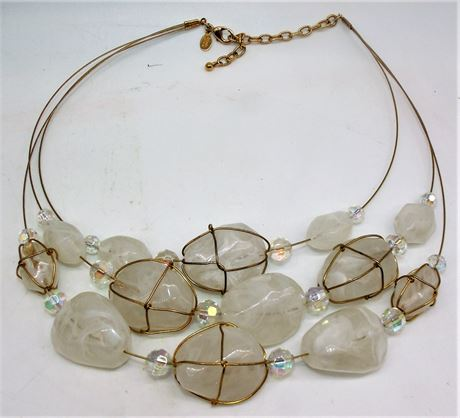 Chunky Joan Rivers Necklace