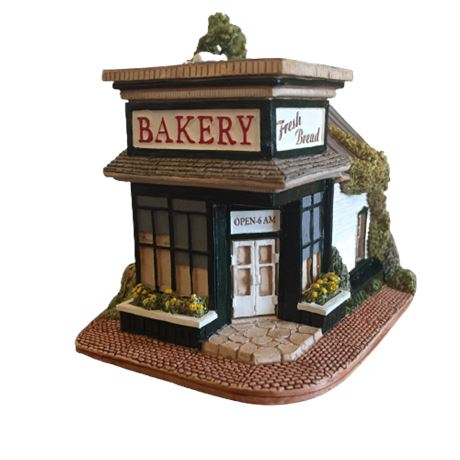Lilliput Lane Landmarks - Fresh Bread