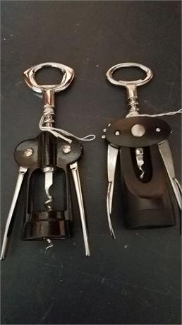 Pair of corkscrews