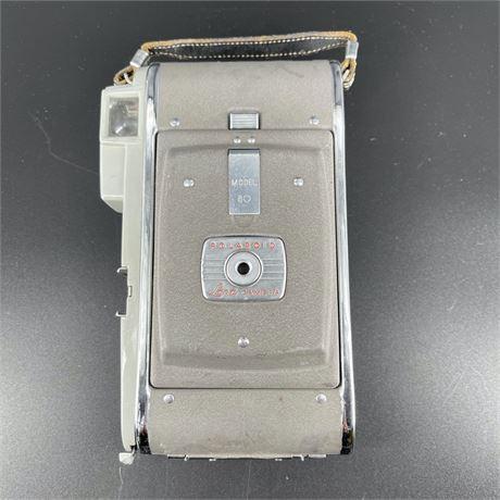 1954 Polaroid Land Camera Model 80