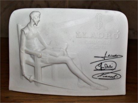 LLADRO Dealers Sign Collector