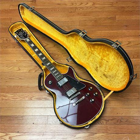 Vintage Gibson Les Paul Copy Electric Guitar