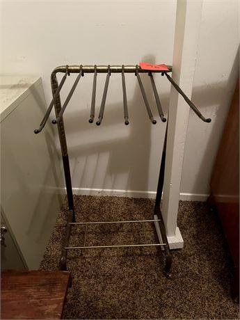 Metal Hanger Rack