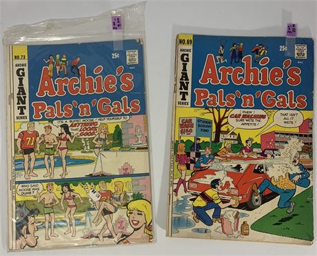 Archie Giant Series - Archie's Pals 'n' Gal's