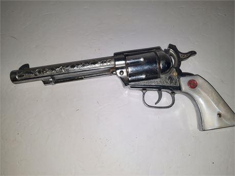 NICHOLS STALLION 45 CAP GUN VINTAGE