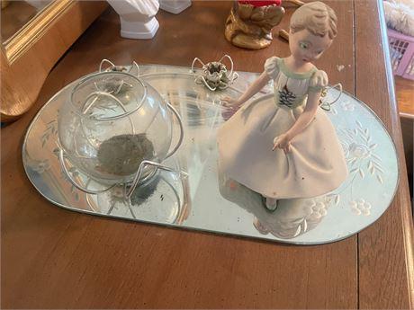 Mirror Dancer table top