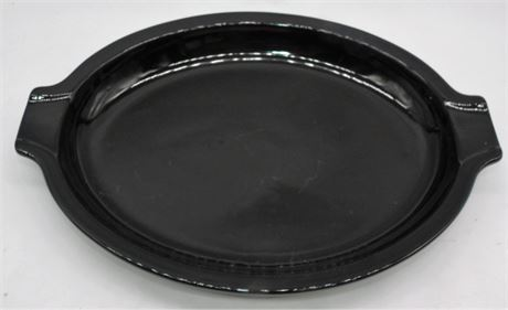 Hall pottery serving platter