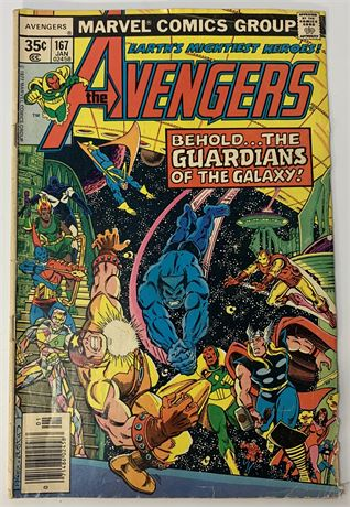 Marvel - The Avengers Behold The Guardians of the Galaxy