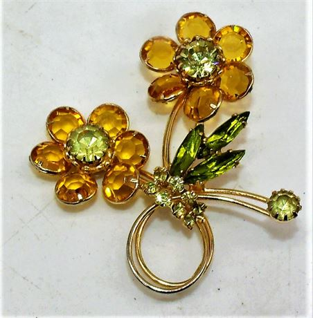 VTG Brooch pin