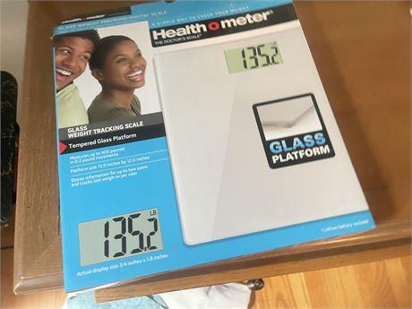 Bathroom Scale: Health o Meter