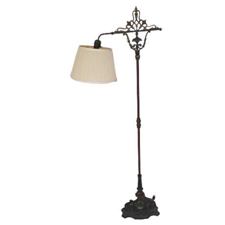 Antique Floor Lamp II