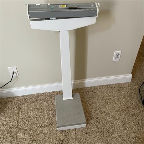 Health O Meter Precise Doctor's Scale