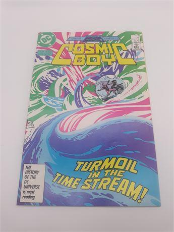 """DC Comics """"Cosmic Boy"""" #3 Comic"""