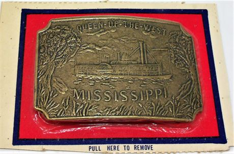 New Old Stock Belt buckle