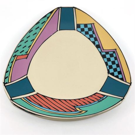 "Rosenthal Studio Line ""Flash One"" Tid Bit Plates"