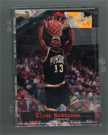 1994-95 CLASSIC BASKETBALL COMPLETE SET