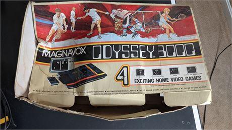 Odyssey 3000 Game System